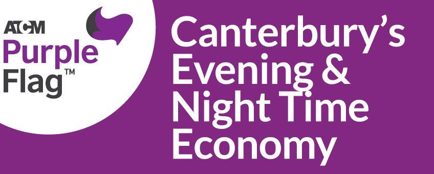 Canterbury retains the Purple Flag Award for the 6th year running!