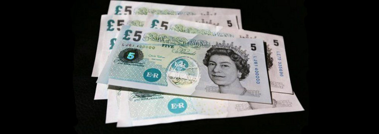 Get your business ready for the new £5 note